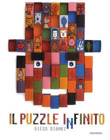 Atomicabionda-ilfilm.it Il puzzle infinito. Ediz. a colori Image