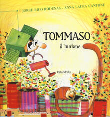 Tommaso il burlone. Ediz. a colori.pdf
