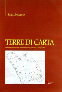Terre di carta. La rappresentazione del territorio netino nel XVIII secolo