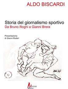 Warholgenova.it Storia del giornalismo sportivo. Da Bruno Roghi a Gianni Brera Image