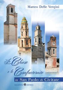 Le chiese e le confraternite di San Paolo di Civitate
