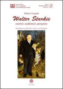 Walter Starkie, escritor, académico, peregrino