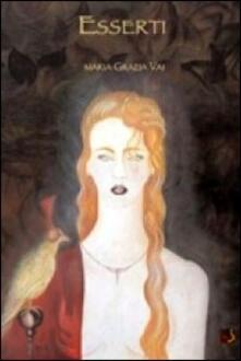 Esserti - Maria Grazia Vai - copertina