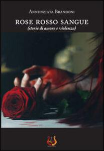 Rose rosso sangue