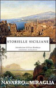 Storielle siciliane. Ediz. integrale