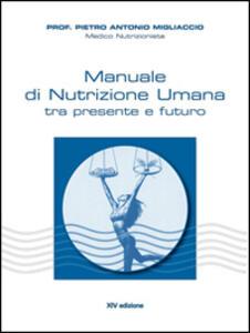 Manuale di nutrizione umana