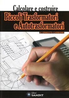 Steamcon.it Piccoli trasformatori e autotrasformatori Image