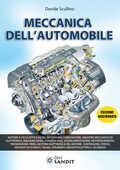 Libro Meccanica dell'automobile Davide Scullino