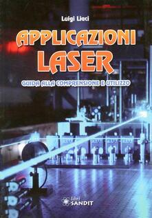Nicocaradonna.it Applicazioni laser Image