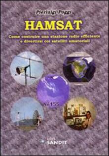 Hamsat. Come costruire una stazione radio efficiente e divertirsi coi satelliti amatoriali