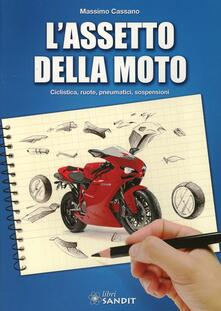 Writersfactory.it L' assetto della moto Image