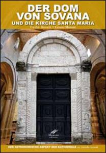 Der Dom von Sovana und die Kirche Santa Maria. Der astronomische Aspekt der Kathedrale. Ediz. tedesca