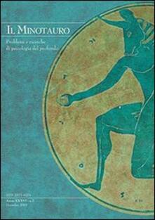 Atomicabionda-ilfilm.it Il minotauro. Problemi e ricerche di psicologia del profondo (2011). Ediz. italiana e inglese. Vol. 2 Image