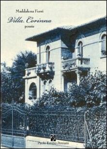 Villa Corinna - Maddalena Ferri - copertina