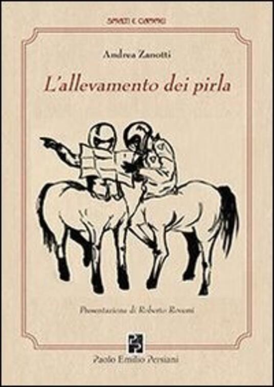 L' allevamento dei pirla - Andrea Zanotti - copertina