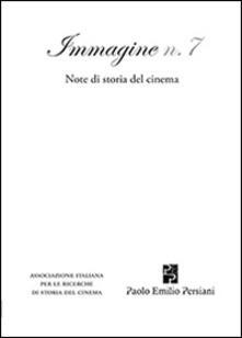 Antondemarirreguera.es Immagine. Note di storia del cinema. Vol. 7 Image