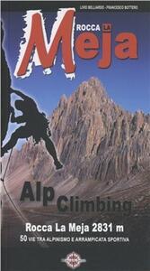 Rocca La Meja climbing