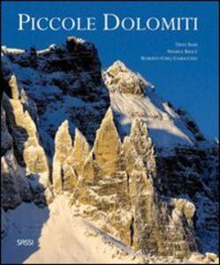 Piccole Dolomiti. Ediz. italiana e inglese