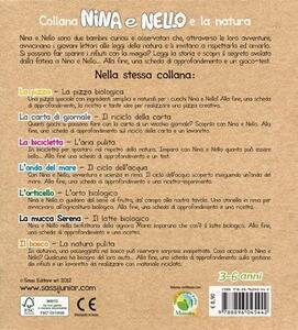 Gioco Nina E Nello Evviva Il Riciclo Libro Sassi Editore Junior Ragazzi Bambino