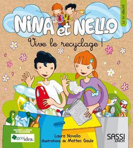 Nina et Nello. Vive le recyclage!
