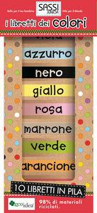 I libretti dei colori. Ediz. illustrata