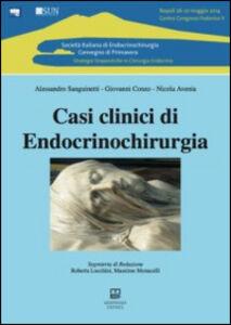 Casi clinici di endocrinochirurgia