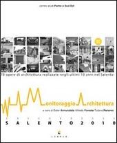 Monitoraggio. Architettura Salento 2010