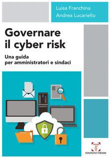 Voluntariadobaleares2014.es Governare il cyber risk. Una guida per amministratori e sindaci Image