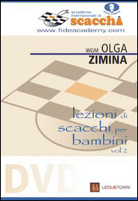Lezioni di scacchi per bambini. DVD. Vol. 2