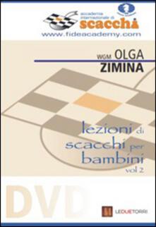 Squillogame.it Lezioni di scacchi per bambini. DVD. Vol. 2 Image