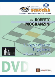 L' apertura inglese 1.c4 e5. DVD. Vol. 1