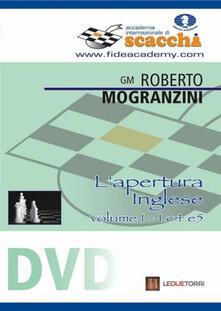 Winniearcher.com L' apertura inglese 1.c4 e5. DVD. Vol. 1 Image