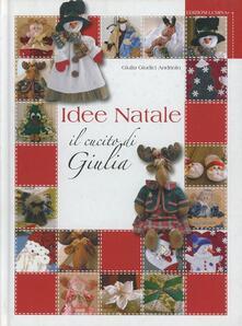 Listadelpopolo.it Idee Natale. Il cucito di Giulia Image
