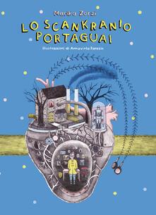 Lo scankranio portaguai - Marika Zorzi - copertina