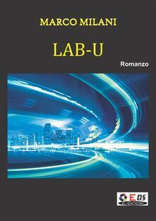 Lab-U. L'accesso - Marco Milani - ebook