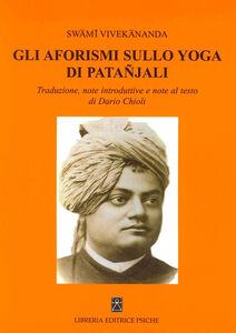 Gli aforismi sullo yoga di Patanjali
