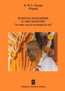 Ramana Maharshi il mio maestro