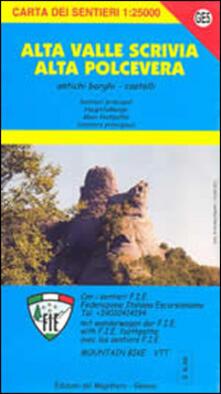 Listadelpopolo.it GE 5 Alta Valle Scrivia e castello della Pietra. Alta via dei monti liguri Image