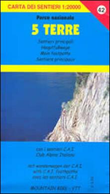 Listadelpopolo.it SP 42 Cinque Terre Image