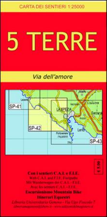 Antondemarirreguera.es SP 5T Cinque Terre Image
