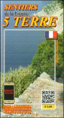 Nicocaradonna.it Libro sentieri di Liguria 5 Terre. Ediz. francese Image
