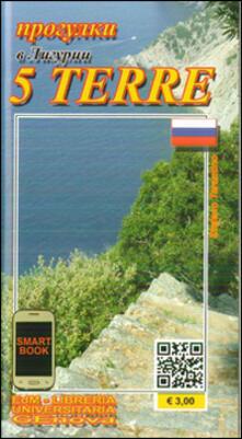 Antondemarirreguera.es Sentieri di Liguria 5 Terre. Ediz. russa Image