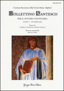 Winniearcher.com Bollettino dantesco. Per il settimo centenario (2013). Vol. 2 Image