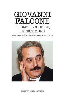 Giovanni Falcone. Luomo, il giudice, il testimone.pdf