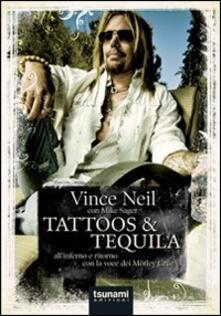 Charun.it Tattoos & Tequila. All'inferno e ritorno con la voce dei Mötley Crüe Image