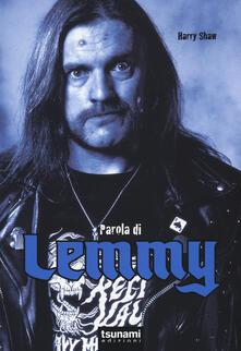 Festivalpatudocanario.es Parola di Lemmy Image
