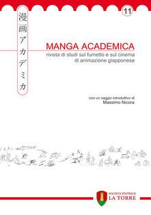 Voluntariadobaleares2014.es Manga academica. Rivista di studi sul fumetto e sul cinema di animazione giapponese (2018). Vol. 11 Image