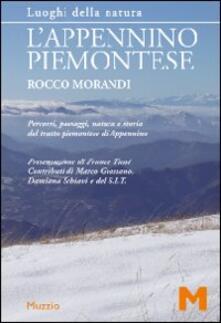 L Appennino piemontese. Percorsi, paesaggi, natura e storia del tratto piemontese di Appennino.pdf