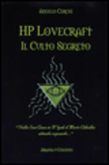 Capturtokyoedition.it H. P. Lovecraft. Il culto segreto Image