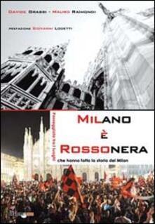 Voluntariadobaleares2014.es Milano è rossonera. Passeggiata tra i luoghi che hanno fatto la storia del Milan Image